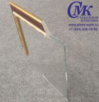 Багетное стекло, рамочное стекло толщ. 1.5 мм.