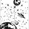 Рисунки Космос