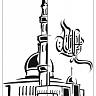 Рисунки Мусульманские